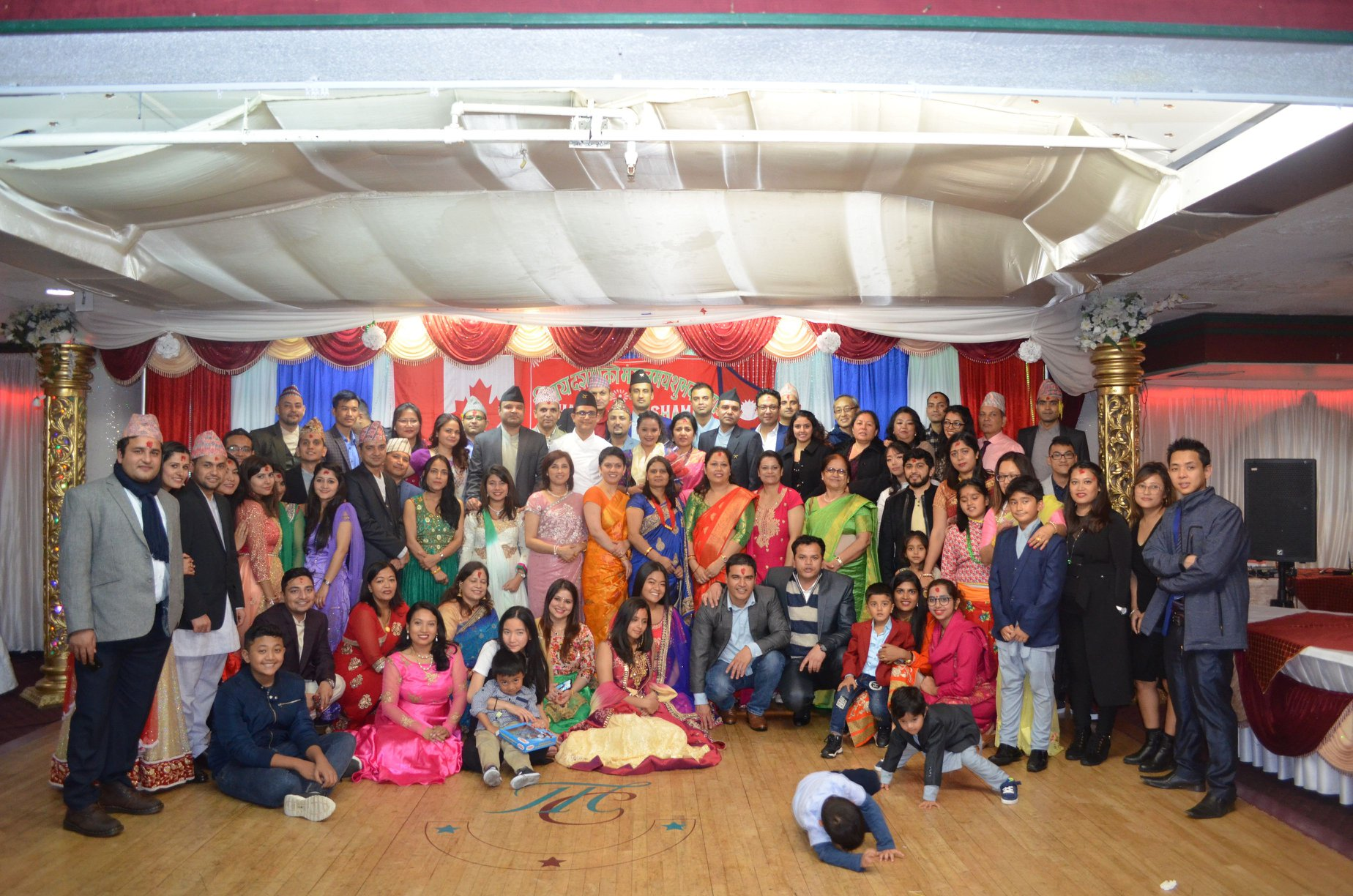 ANQ Dashain Celebration 2075