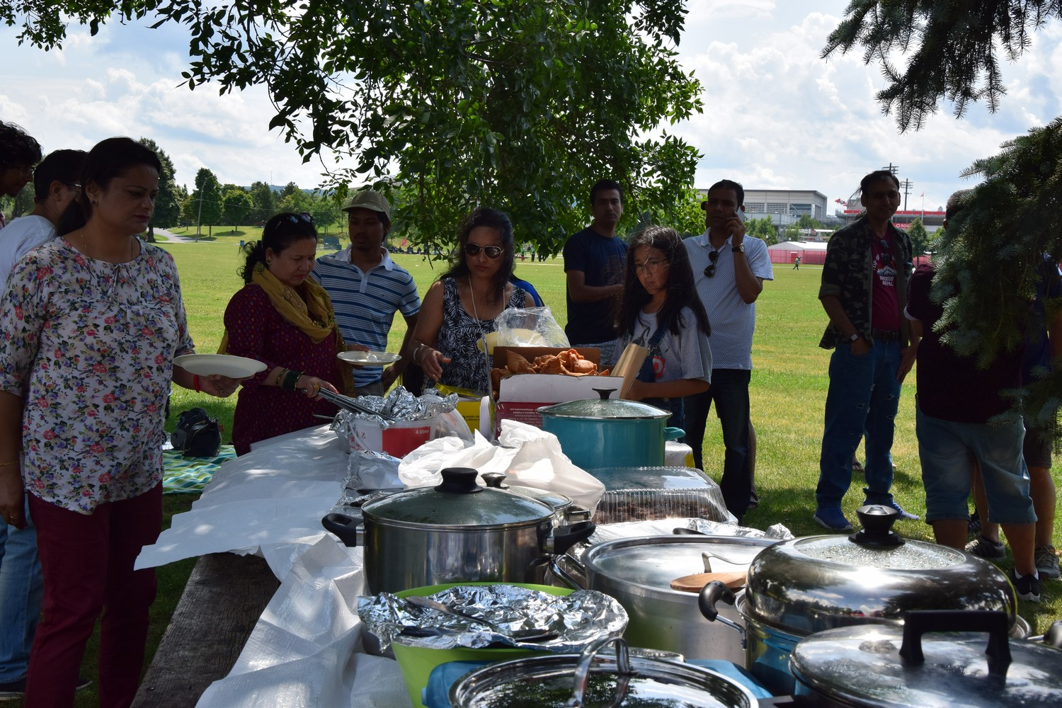 Annual Summer Picnic 2018
