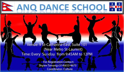 ANQ Nepali Dance Classes