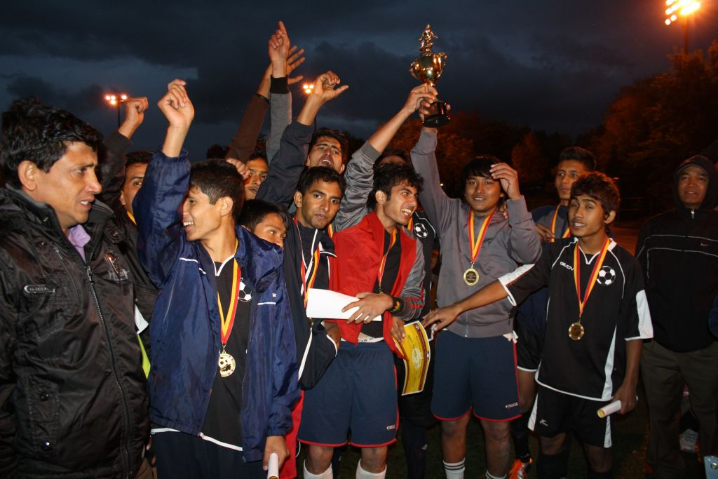 ANQ Dashain Cup - Soccer Tournament Concluded