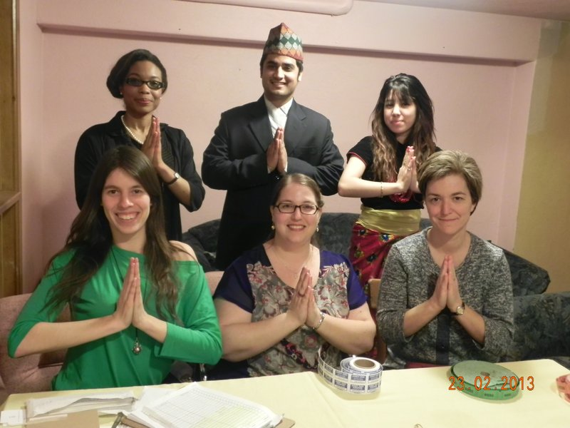 Nepalese Night: A Great Success!