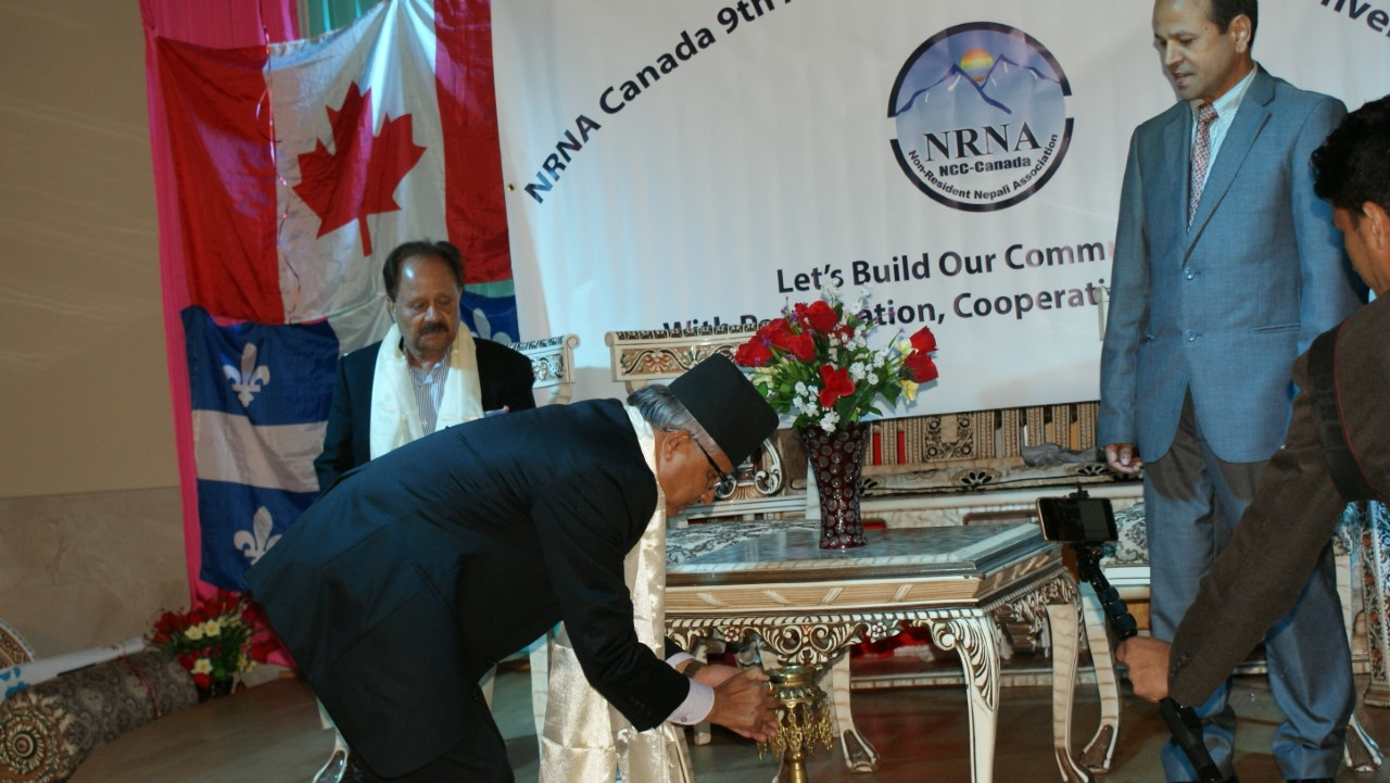 9th NRNA Canada AGM in Montreal: A Grand Success